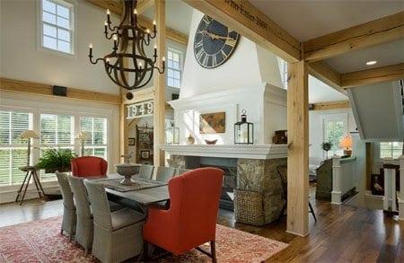 Naturally Lit Interiors
