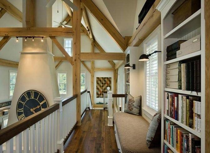 reading area loft