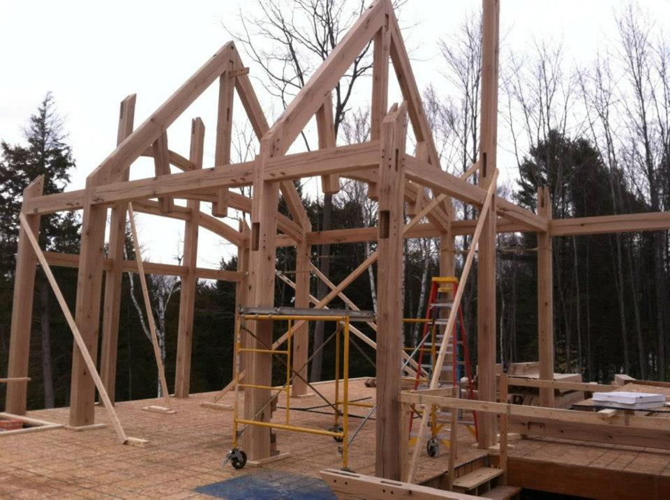 Wayne Timber Framing