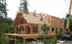 Timber Framing and SIPs Building System