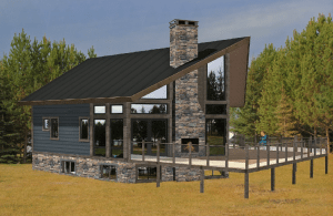 timber cabin design