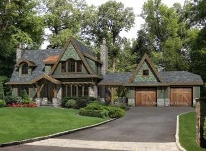 Cottage Timber Frame Homes