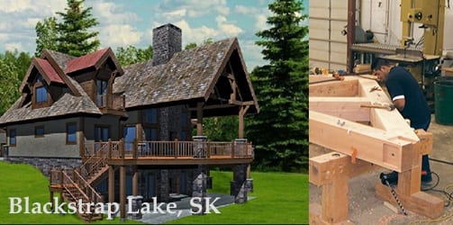 Canadian Timber Frame Homes - Vacationxstyle org