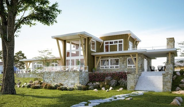 mid-century-modern-style-timber-frame-home-by-riverbend
