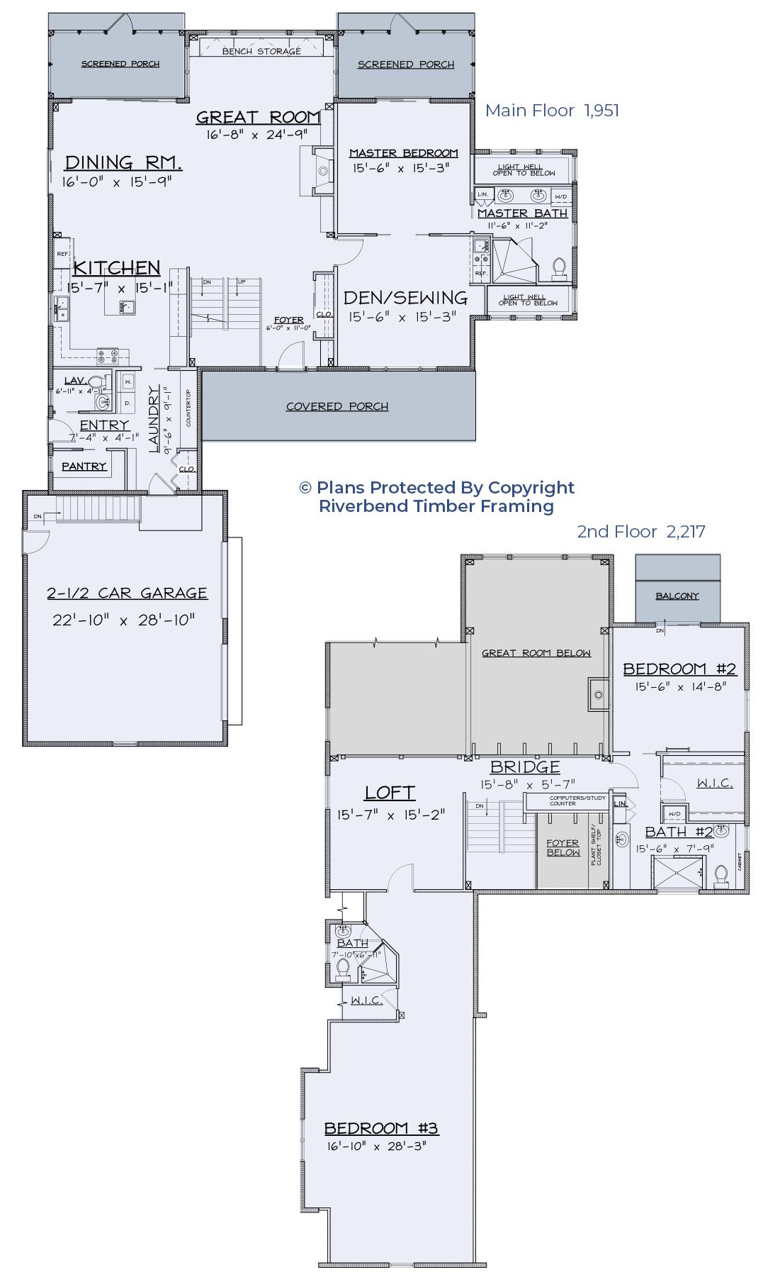 barn style home floor plan